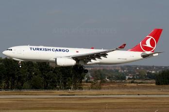 TC-JDO - Turkish Cargo Airbus A330-200F