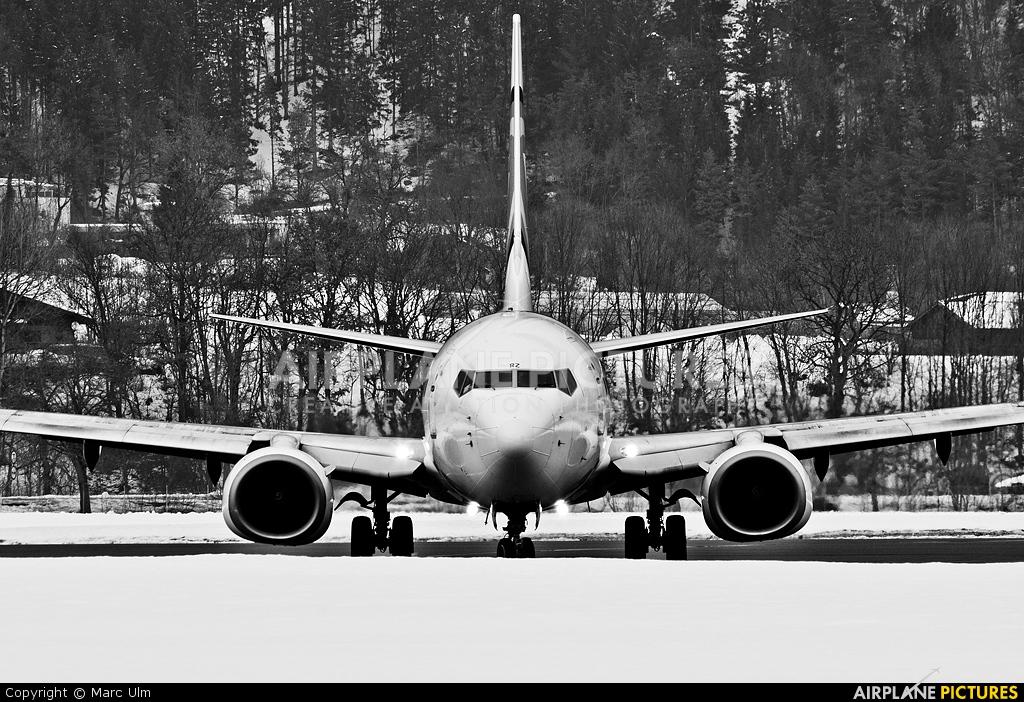 Transavia PH-XRZ aircraft at Innsbruck