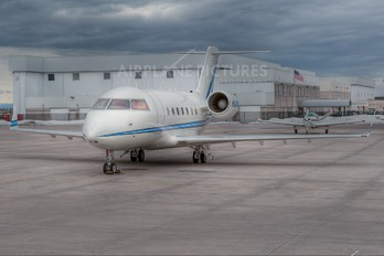 N601DS - Private Canadair CL-600 Challenger 600 series