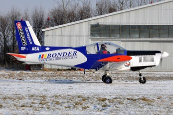 SP-ASA - Aeroklub Orląt Zlín Aircraft Z-142