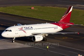 N991TA - TACA Airbus A319