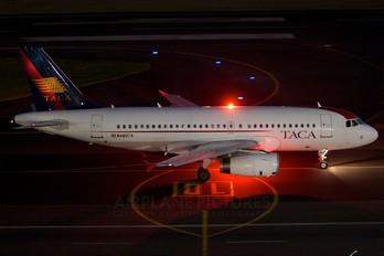 N480TA - TACA Airbus A319
