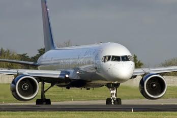 N704X - Delta Air Lines Boeing 757-200