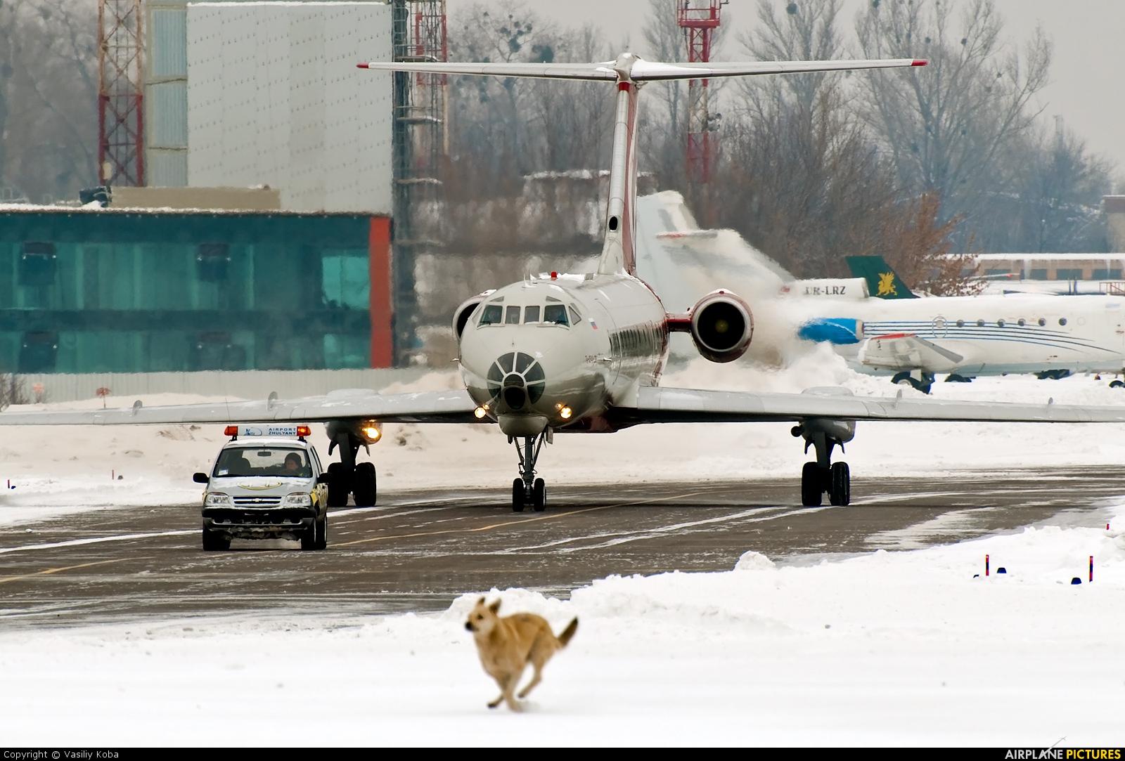 Meridian Air RA-65724 aircraft at Kyiv - Zhulyany