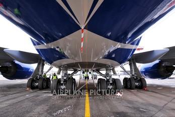 VQ-BLQ - Air Bridge Cargo Boeing 747-8F