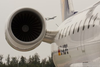 D-ACPG - Lufthansa Regional - CityLine Canadair CL-600 CRJ-701