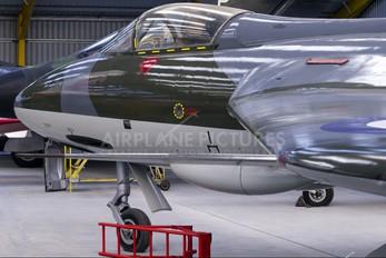 WT651 - Royal Air Force Hawker Hunter F.1