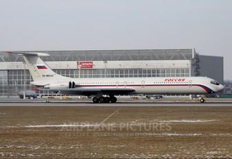 RA86540 - Rossiya Ilyushin Il-62 (all models)