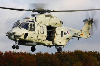 N-195 - Netherlands - Navy NH Industries NH90 NFH