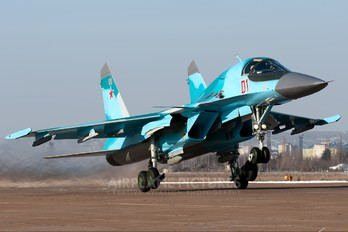 01 - Russia - Air Force Sukhoi Su-34