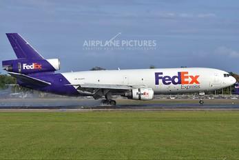 N554FE - FedEx Federal Express McDonnell Douglas DC-10F