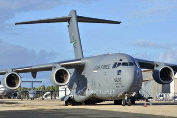 93-0600 - USA - Air Force Boeing C-17A Globemaster III