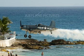 N209TW - Private Goodyear FG Corsair (all models)