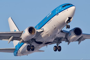 PH-BGM - KLM Boeing 737-700