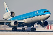 PH-KCK - KLM McDonnell Douglas MD-11 aircraft