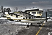N8KR - Private Cessna 210N Silver Eagle aircraft