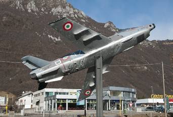 MM6487 - Italy - Air Force Fiat G91