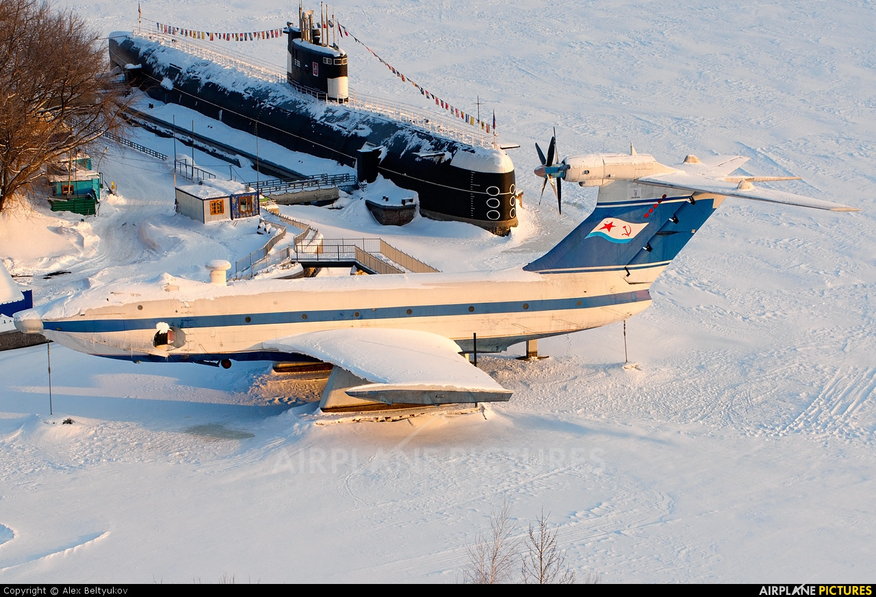 Russia - Navy 26 aircraft at Off Airport - Russia