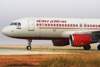 VT-EDC - Air India Airbus A320