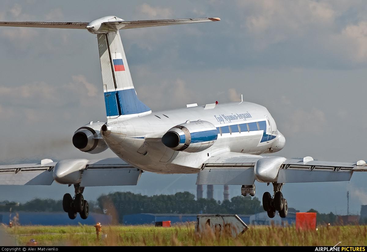 Russia - Air Force RA-64121 aircraft at Khabarovsk Novy