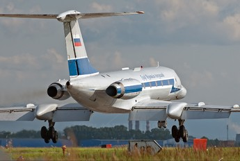RA-64121 - Russia - Air Force Tupolev Tu-134UBL