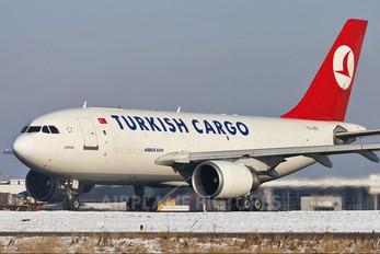 TC-JCY - Turkish Cargo Airbus A310F