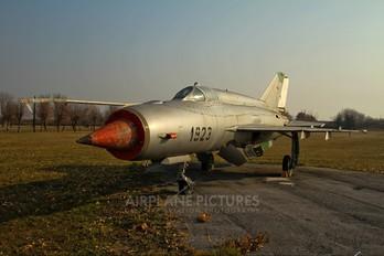 1923 - Czechoslovak - Air Force Mikoyan-Gurevich MiG-21R