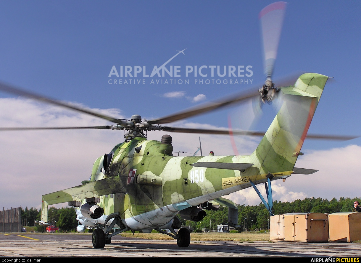 Poland - Army 956 aircraft at Undisclosed location