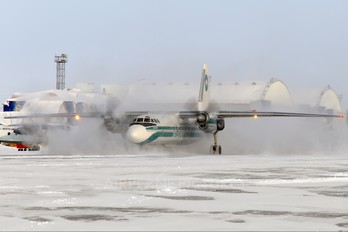 RA-47694 - Alrosa Antonov An-24