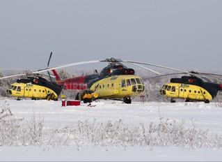 RA-22356 - UTair Mil Mi-8P