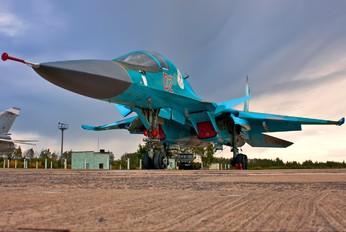 02 - Russia - Air Force Sukhoi Su-34