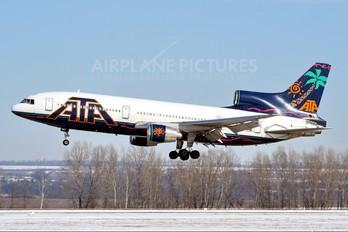 N161AT - ATA Airlines Lockheed L-1011-500 TriStar