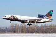 N161AT - ATA Airlines Lockheed L-1011-500 TriStar aircraft