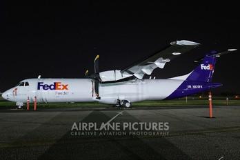 N820FX - FedEx Feeder ATR 72 (all models)