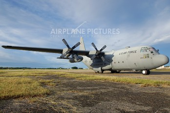 62-1858 - USA - Air Force Lockheed C-130E Hercules