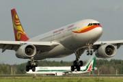 B-6118 - Hainan Airlines Airbus A330-200 aircraft