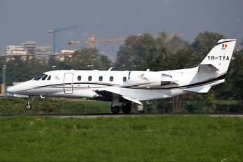 YR-TYA - Toyo Aviation Cessna 560XL Citation XLS