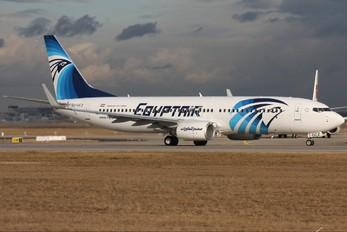 SU-GCZ - Egyptair Boeing 737-800