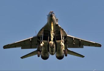 74 - Russia - Air Force Mikoyan-Gurevich MiG-29UB