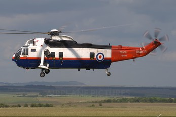 ZB506 - UK - QinetiQ Westland Sea King HC.4