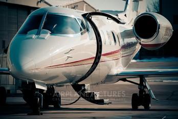 N113YS - Private Learjet 55