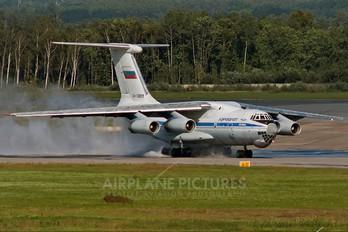 RA-76829 - Russia - Air Force Ilyushin Il-76 (all models)