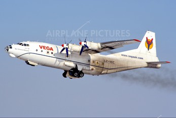 LZ-VEC - Vega Airlines Antonov An-12 (all models)