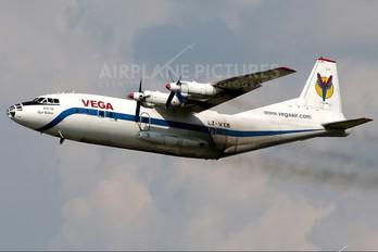 LZ-VEB - Vega Airlines Antonov An-12 (all models)
