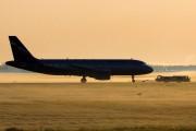 VP-BRZ - Aeroflot Airbus A320 aircraft