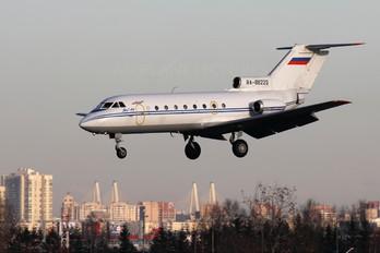 RA-88229 - Barkol Yakovlev Yak-40