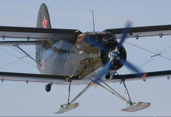 54 - Russia - Air Force Antonov An-2