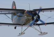 54 - Russia - Air Force Antonov An-2 aircraft
