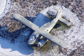 59+22 - Germany - Navy Dornier Do.28 D Skyservant