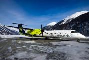 HB-JGA - Sky Work Airlines de Havilland Canada DHC-8-400Q / Bombardier Q400 aircraft